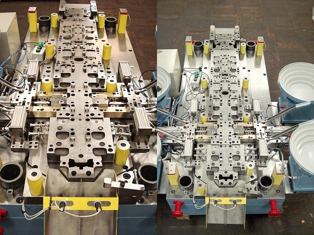 Ero Projekt d.o.o. Toolshop-Werkzeugbau-Progresivno orodje za štancanje krivljenje progressive stamping bending tool biege stantzwerkzeuge c 2