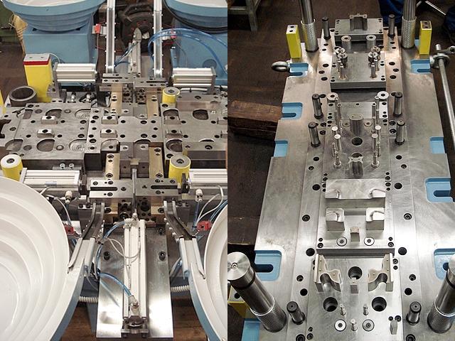 Ero Projekt d.o.o. Toolshop-Werkzeugbau-Progresivno orodje za štancanje krivljenje progressive stamping bending tool biege stantzwerkzeuge c 6